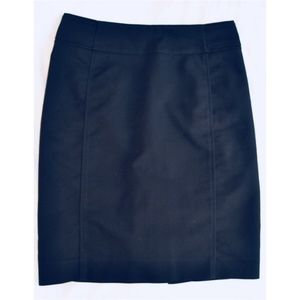 Black H&M Pencil Skirt